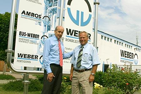 Weber industrieller rohrleitungsbau
